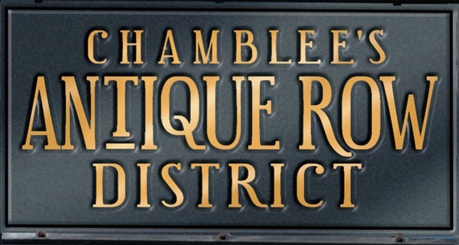 Chamblee's Antique Row District